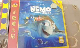 Finding Nemo. 2 Vcds in 1 pack