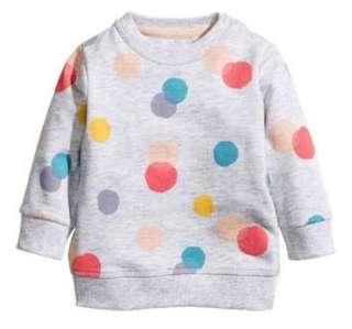 H&M Baby Sweatshirt