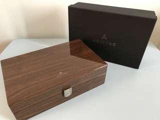 英國品牌Aevitas手錶盒(原廠正貨)