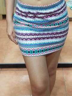 Tube mini skirts / short a line skirt