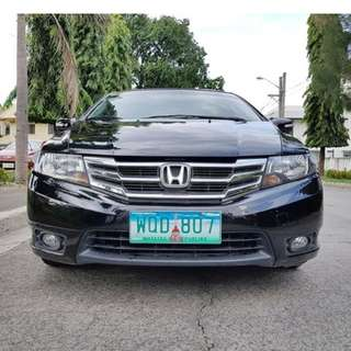 Honda City 2013 1.5 E Automatic Top of the Line