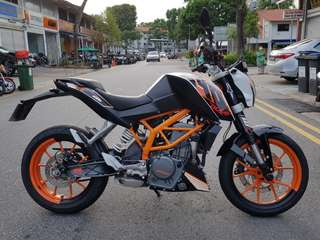 KTM 390 DUKE (2013)