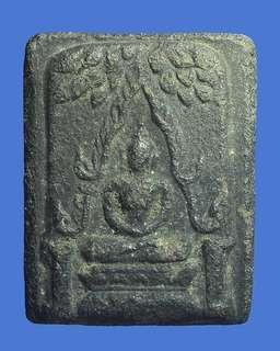 🚚 Ac Chum Black Meat Phra Chinnaraj(Victory Buddha) BE2497 (C.E1954)