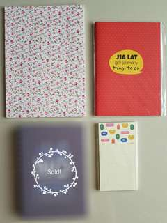(BN) Notebooks