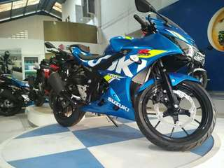 Suzuki gsx r 150cc termurah