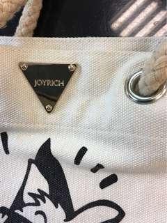 Joyrich 帆布側背包(大容量)