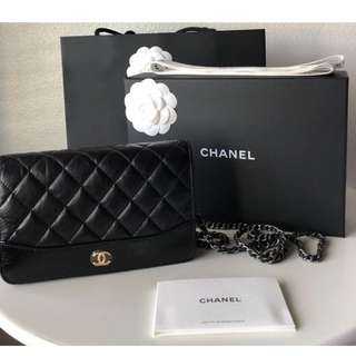CHANEL Gabrielle chain wallet 流浪包