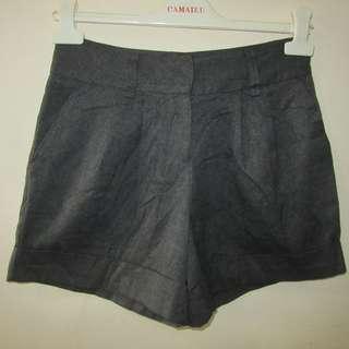 25 Twentyone ladies high waist shorts(stretch)