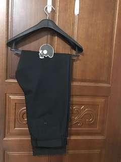 G2000 黑色西裝褲