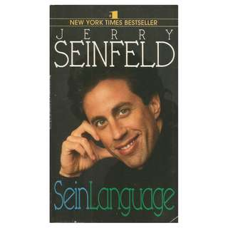 Jerry Seinfeld - Sein Language