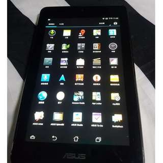 華碩 Asus Memo Pad HD7 ME173X 7吋 平版電腦