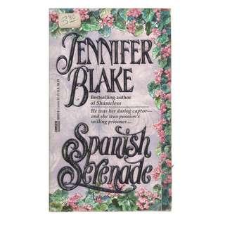 Jennifer Blake - Spanish Serenade