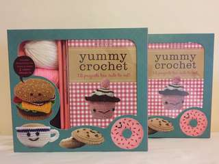 [IN STOCK] Yummy Crochet Kit by Kristen Rask