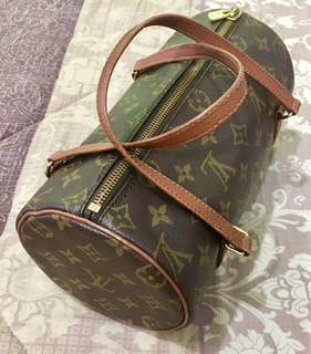 Authentic Louis Vuitton Papillon 26 monogram