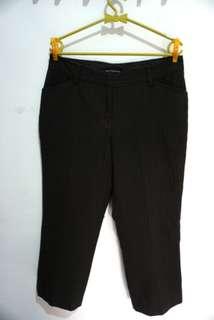 the executive stripe pants