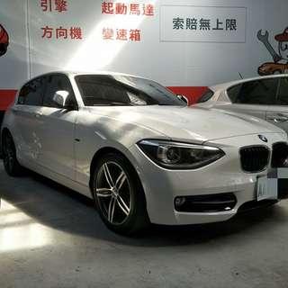 2013年BMW 118I SPORT LINE