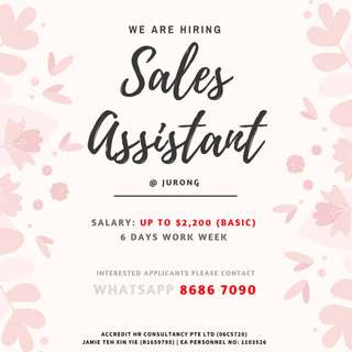 Retail Job - Jurong