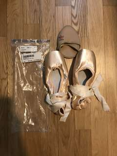 Brand New Bloch Ballet Pointe Shoes