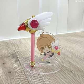 PREORDER: Cardcaptor Sakura: Clear Card Sakura's Strap Pen A (Sealing Wand)