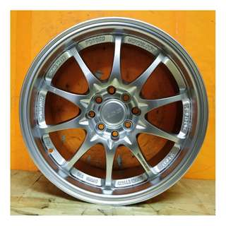 SPORT RIM 16inch CE28 THAI MYVI BEZZA JAZZ CITY VIOS