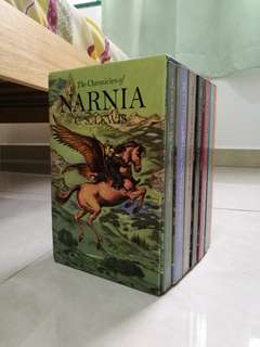 The Chronicles of Narnia - full colour collectors edition