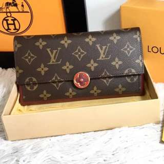 Louis Vuitton 1 High Quality Wallet Complete Inclusions