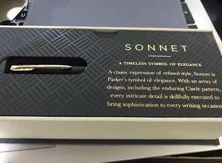 Parker Pen (SONNET)