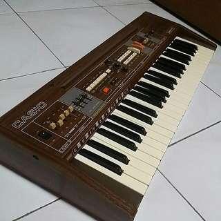 CASIOTONE 405 Vintage Keyboard