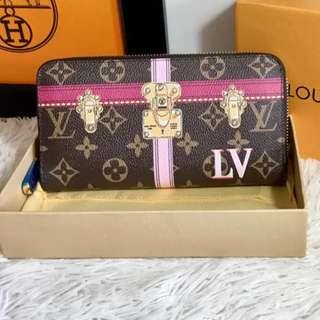Louis Vuitton 2 High Quality Wallet Complete Inclusions