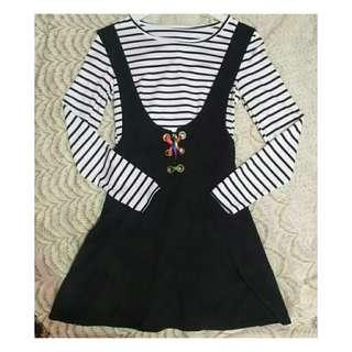 Dress .. 1 stell . dalaman sm luaran bagus bgt