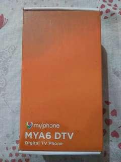 My Phone MYA6 DTV