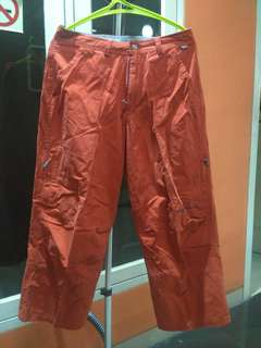 Cargo orange Mooks Original