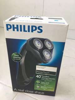Philips PT725 power touch shaver