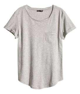 🚚 H&M Jersey Loose Fit Tee