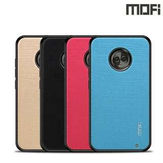 MOTO G6 Plus MOFI 亮盾系列 保護殼 手機後背硬殼Case Shell 0741A