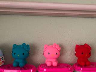 🚚 Hello Kitty soft jelly type container