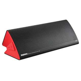 Remax Aluminum Body Bluetooth 4.1 Desktop Speaker RB-M7 Black