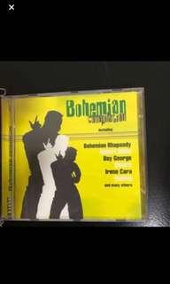 Cd Box 1 - Bohemian