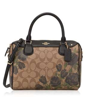 AUTHENTIC COACH CAMO FLORAL (F25870)