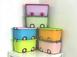 Storage Box Wheel Cover Top
