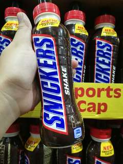 Snickers Choco Drink 350 ml