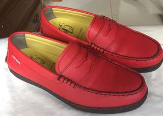 Authentic Cole Haan penny loafer for men