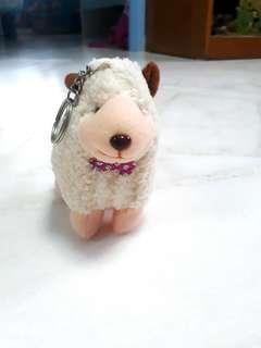 Sheep plushie plush soft toy
