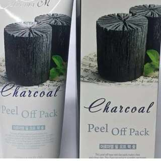 LOVE CINEMA CHARCOAL PEEL OFF PACK