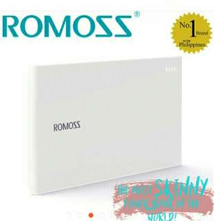Romoss PGI3000mah Super Slim Powerbank