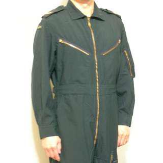 加拿大1972軍用連身飛行服 (含肩章、臂章)