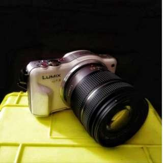 Lumix GF3 camera
