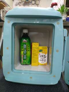 汽車雪櫃( 韓國製造)car refigerator, icebox,(made in korea)