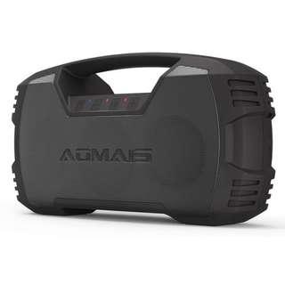 AOMAIS GO Bluetooth Speakers Waterproof Portable Indoor/Outdoor 30W