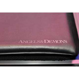 Angels and Demons laptop sleeve